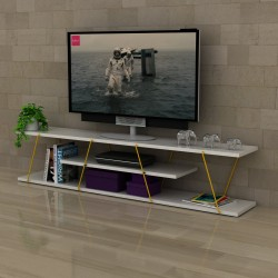 Mobile fisso porta tv Unity design 143 cm