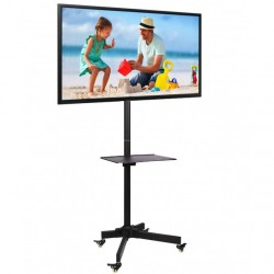 "Wilson3 supporto TV LCD/LED/PLASMA da 23""-55"" su carrello"