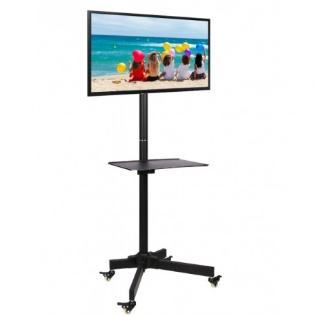 "Wilson4 staffa mobile per TV piatte da 19""-37"""