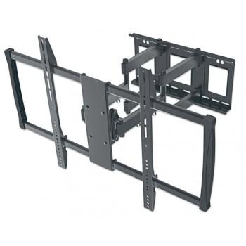 Staffa universale a muro per grandi schermi fino a 100 pollici Etrier1
