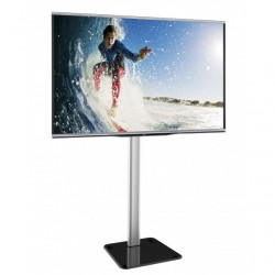 Morris1 supporto a pavimento porta TV vesa fino a 600x400 mm