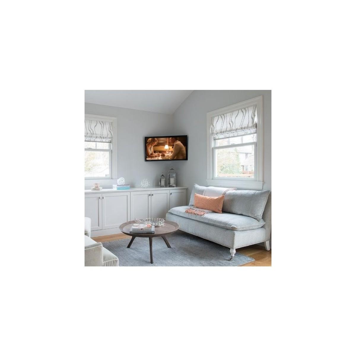 Etrier2 staffa tv di fissaggio per muro ad angolo - Fissaggio mobili a parete ...