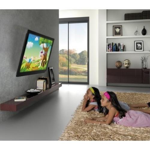 Staffa a muro per TV fino a 100 pollici girevole Etrier6