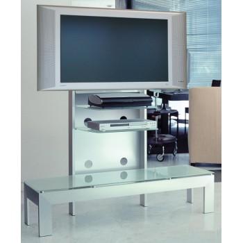 Mobiletto porta TV grandi dimensioni design moderno Parker
