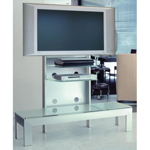 Mobiletto per televisione design moderno Parker VESA max 400x800