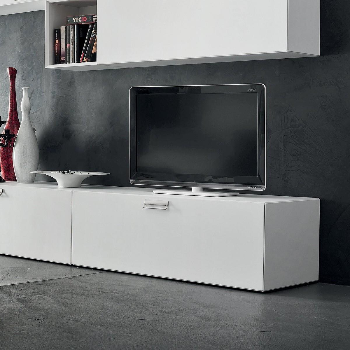 Mobili da soggiorno per tv moderni Otto