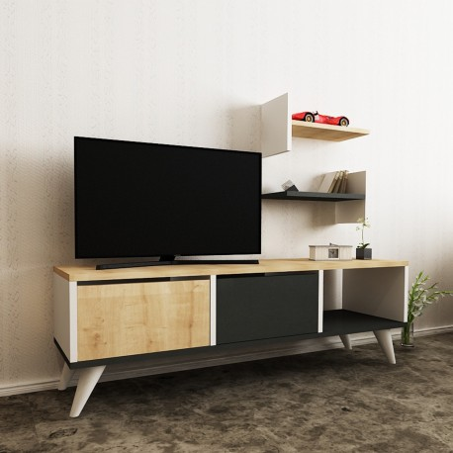 Porta televisore moderno per soggiorno Jamar