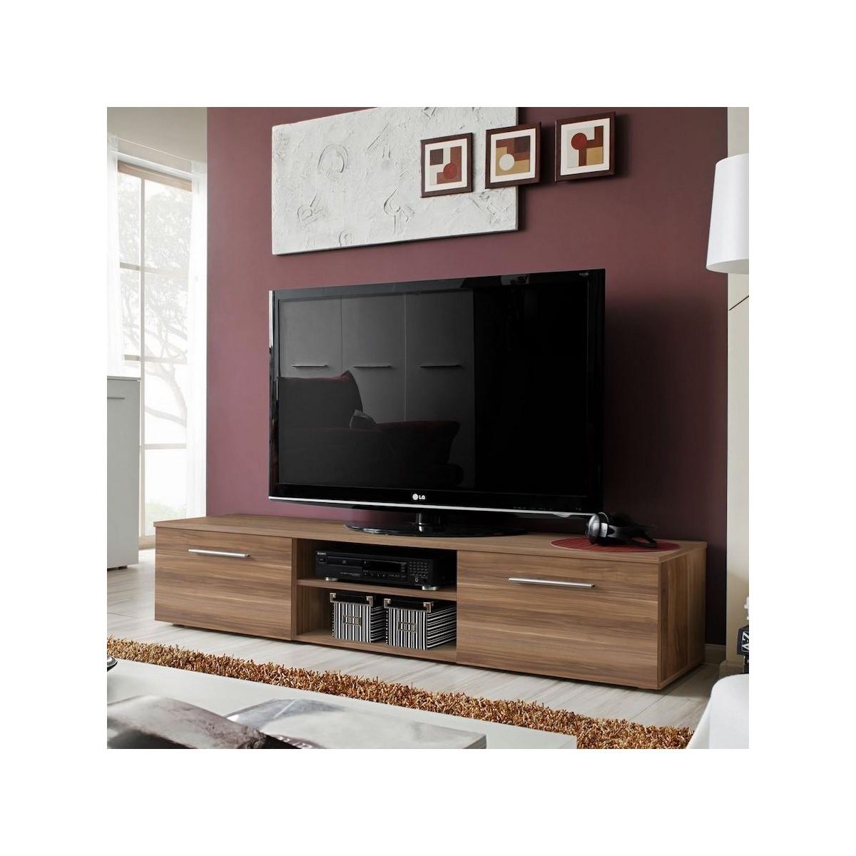 Mobile TV moderno per soggiorno o camera letto Driskoll