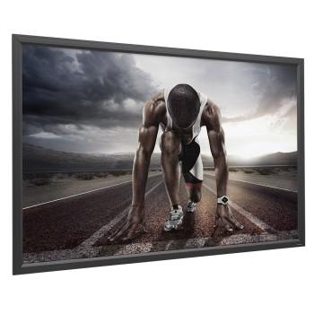 Schermo per proiettori a cornice fissa HomeScreen