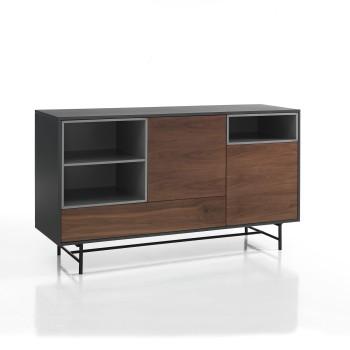 Mobile TV in legno per televisori grandi dimensioni Sammy