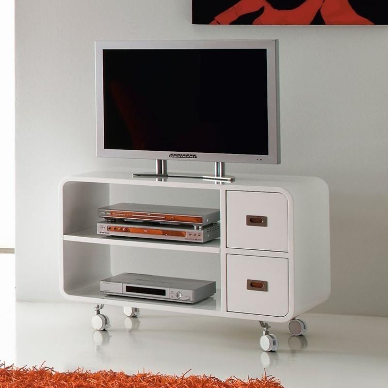Carrello porta televisore Bennett in legno 95 cm