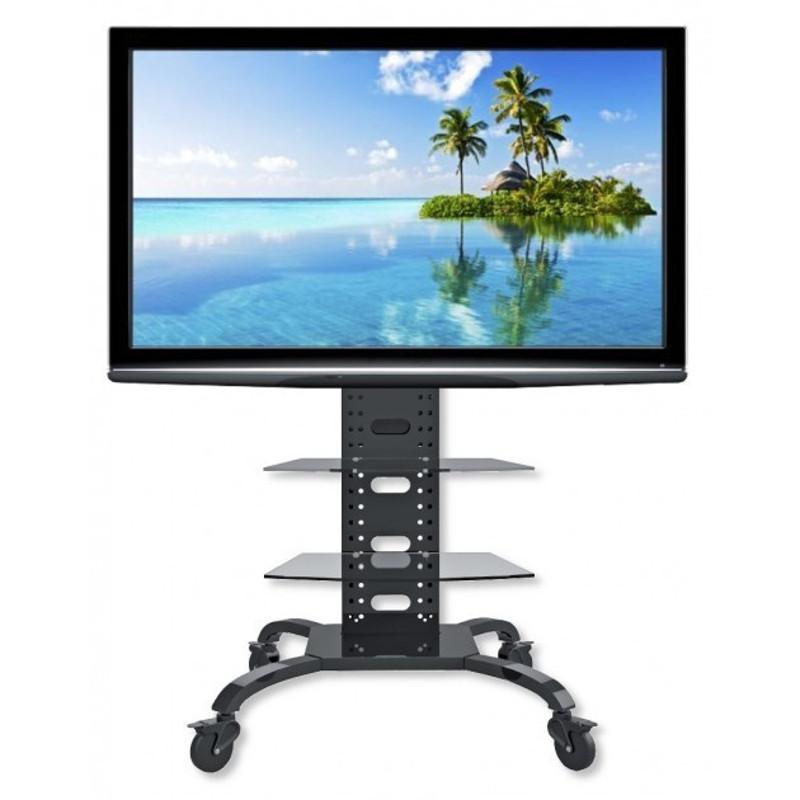 Carrello porta tv Tripper per LED LCD da 32 a 70 pollici