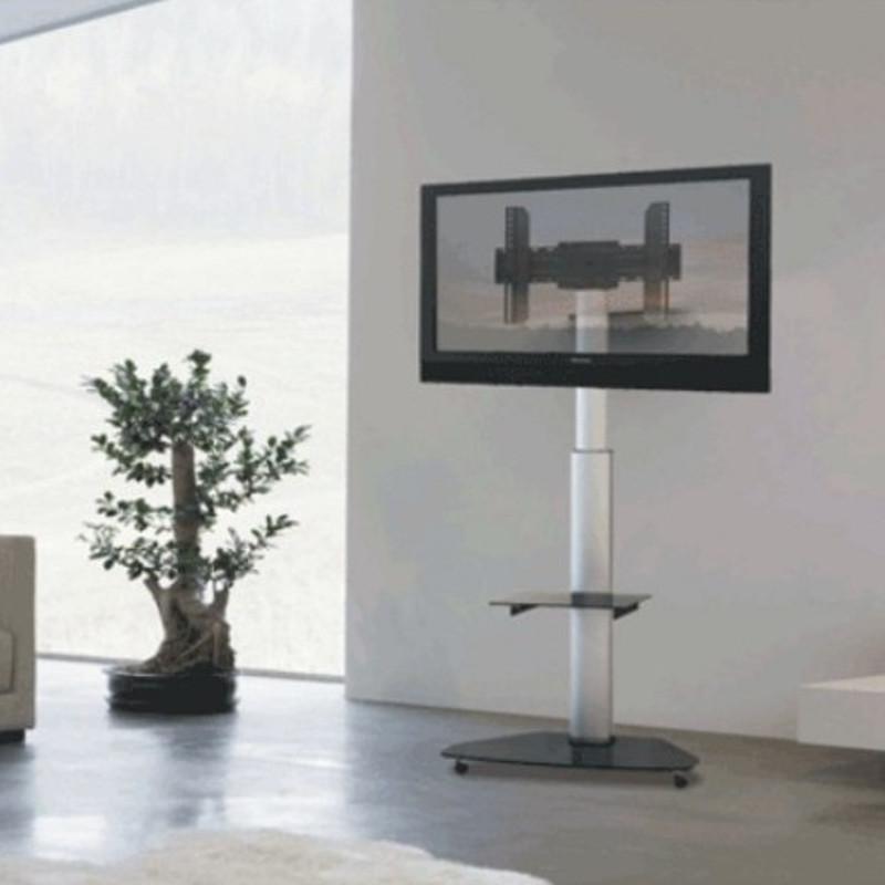 Carrello porta televisore Agile per LED LCD da 37 a 70 pollici