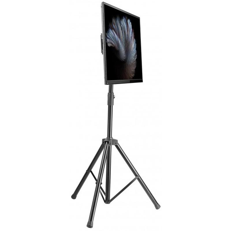 Morris6 supporto per TV a pavimento a tre piedi portatile