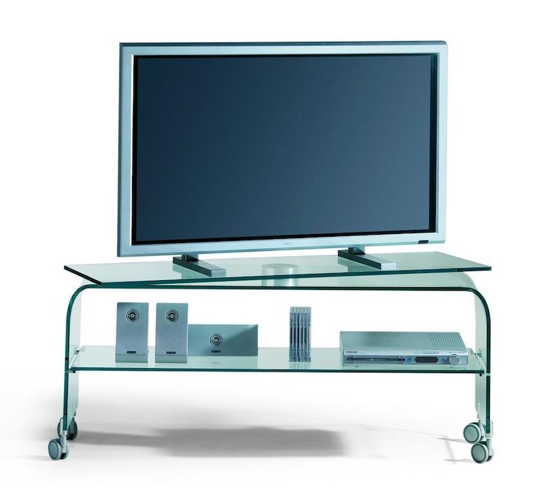 Porta televisore con piano girevole Reflex